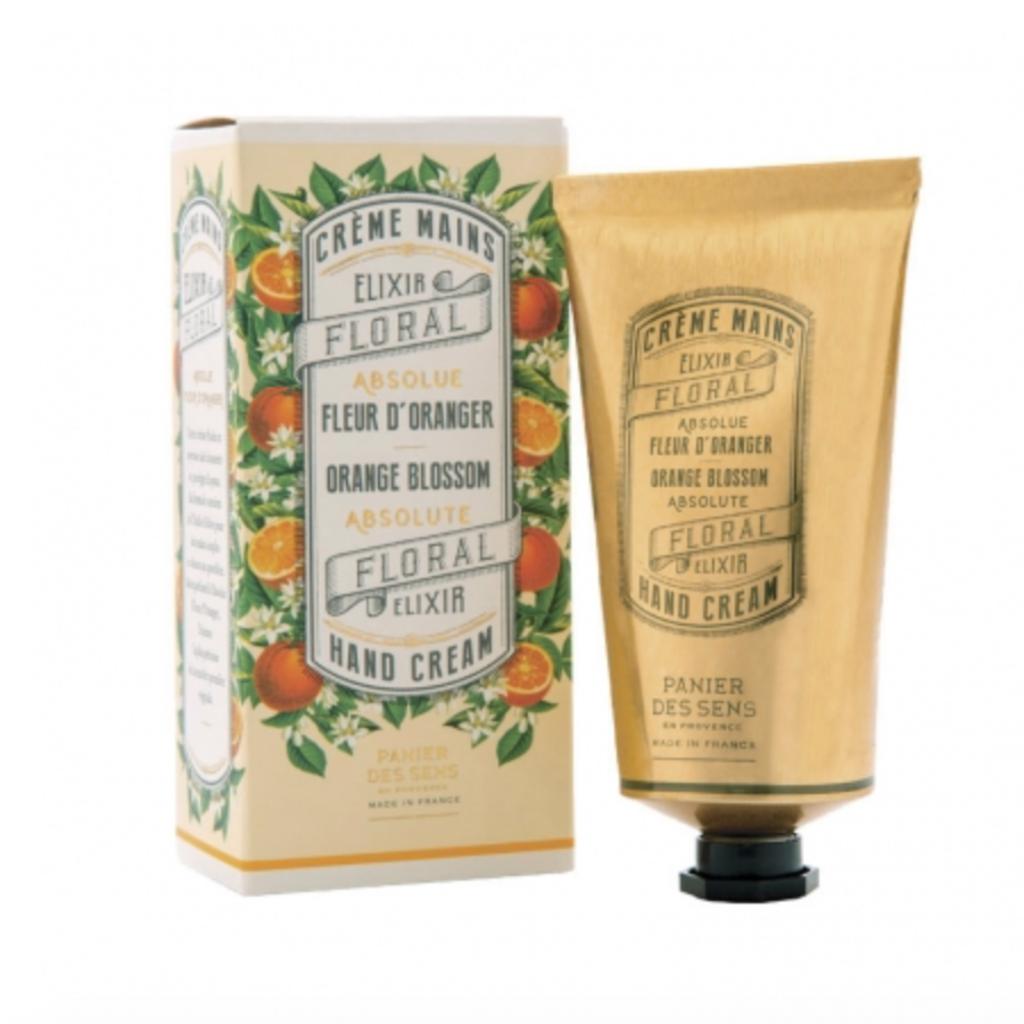 Panier des Sens Orange Blossom Hand Cream, 2.6 fl oz