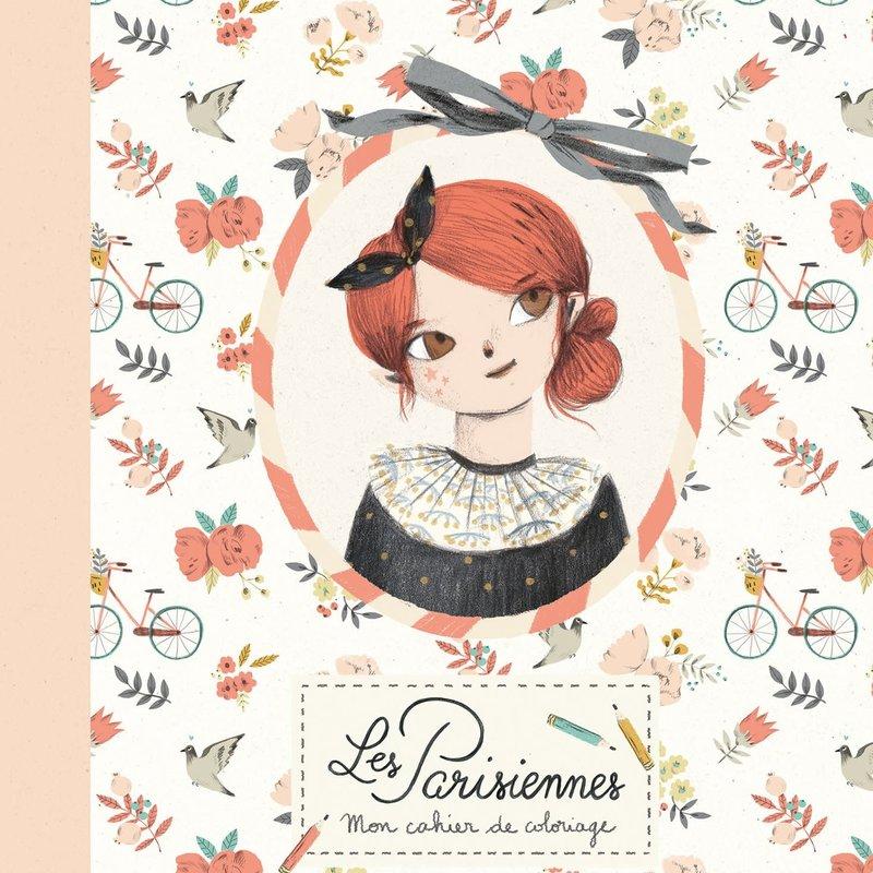 Les Parisiennes - Coloring Book