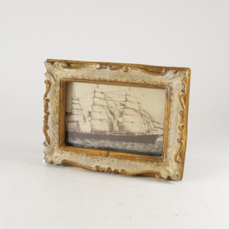 Florentine Frame, cream