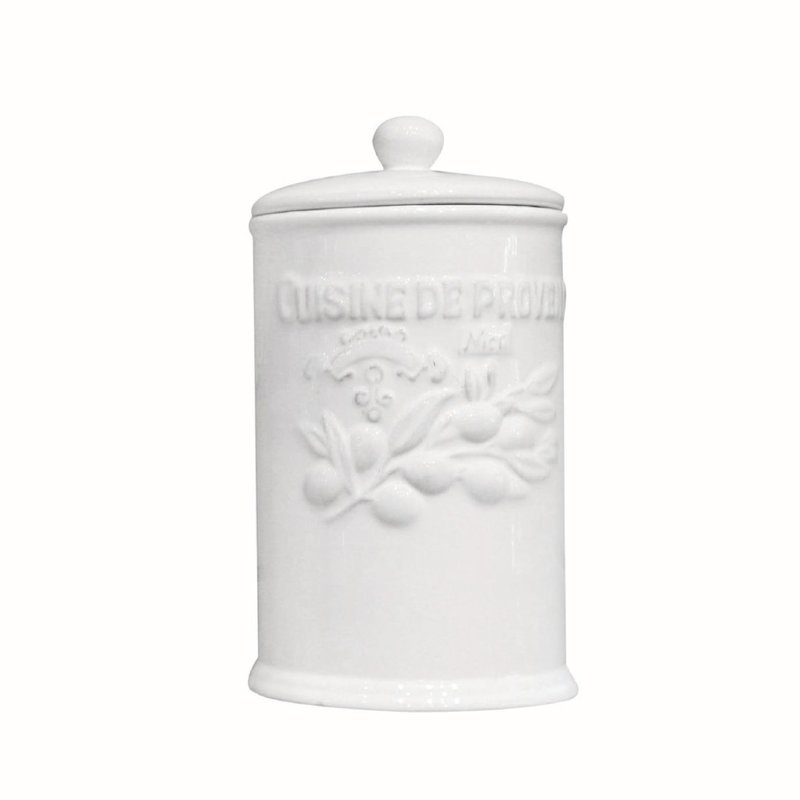 Cuisine De Provence Canister, Large