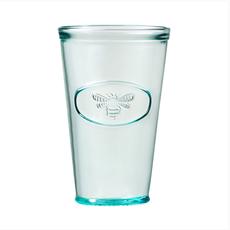 Bee Hiball Drinking Glass