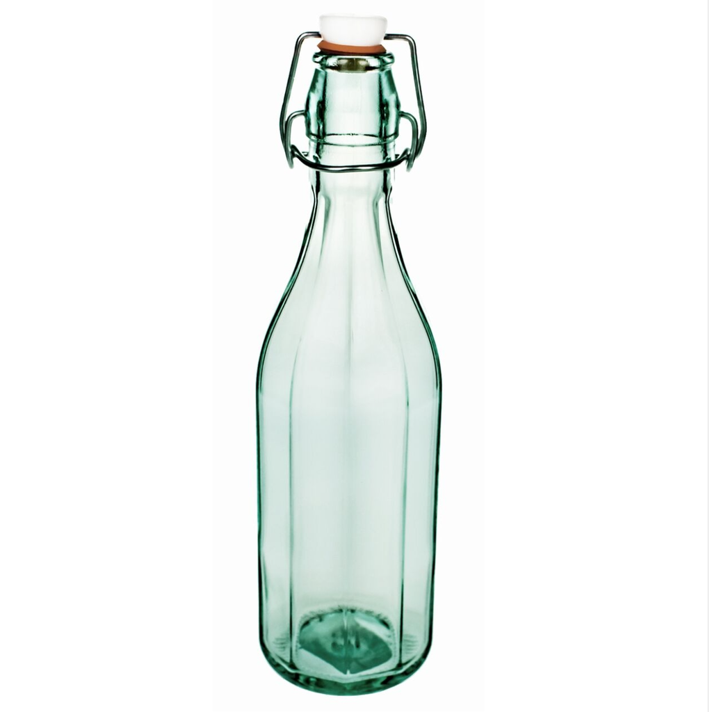 Faceted Hermetic Bottle