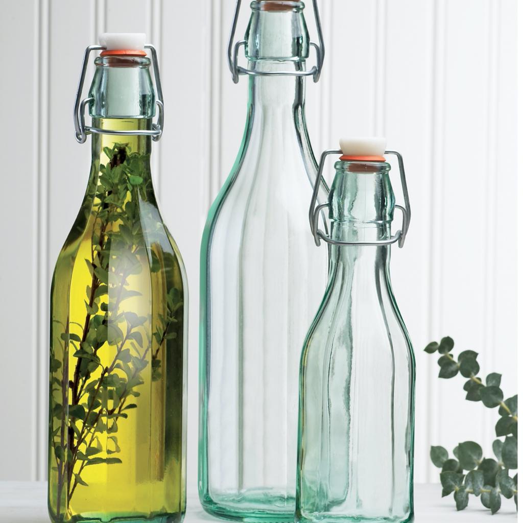 Faceted Bottle, large