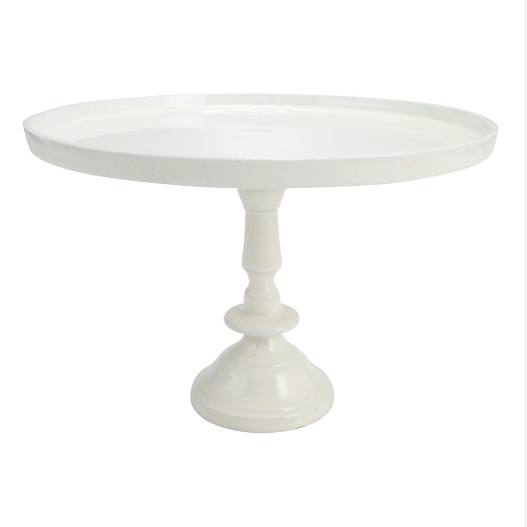 LPM Pedestal Ivory, Large