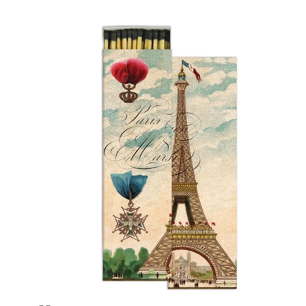 Matches- Eiffel Tower