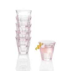 LPM Bistro Glass Pink