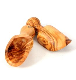 Olive Wood  Scoops