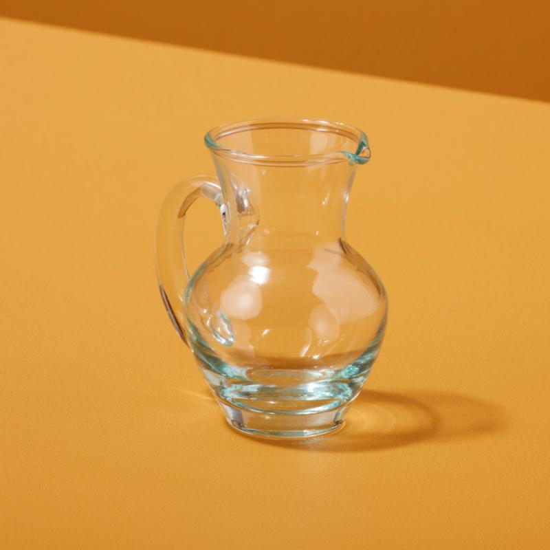 LPM Recycled Glass Pitcher Mini