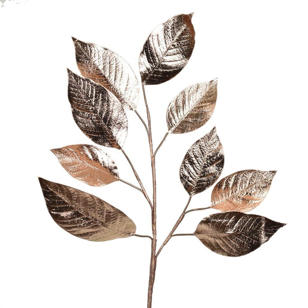 LPM Ombre Metallic Leaf Spray- Rose/Gold