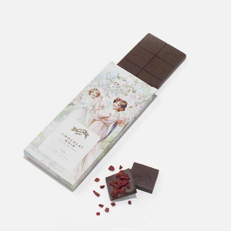 Boissier Dark Chocolate Bar with  Cherries