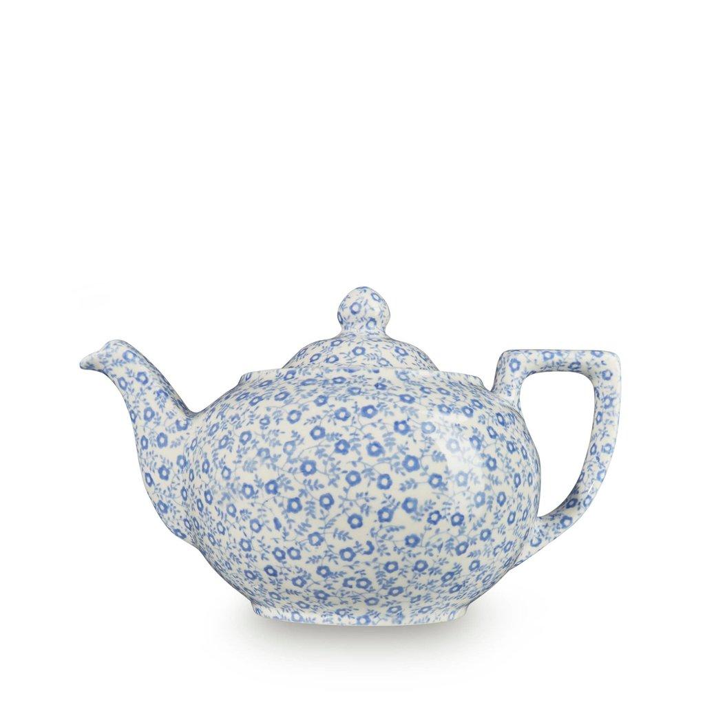 Burleigh Pale Blue Felicity Teapot - Small