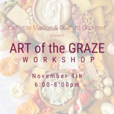 Art of the Graze Workshop