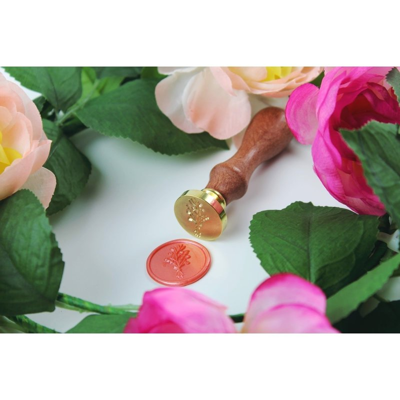 Floral Bouquet Wax Seal Stamp