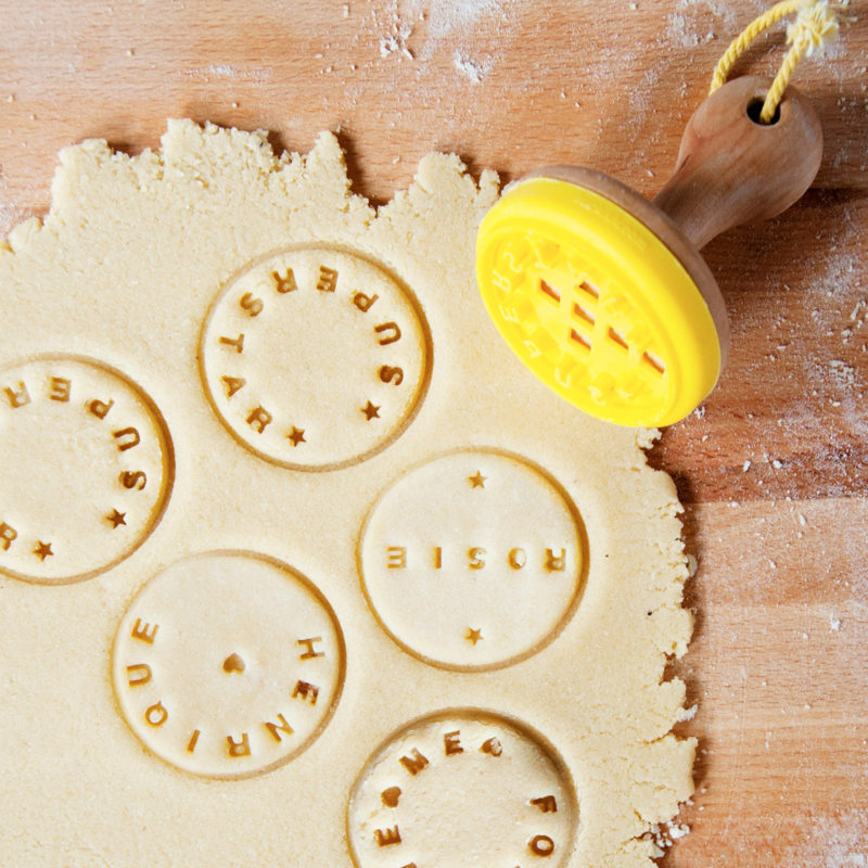 Customizable Cookie Stamper