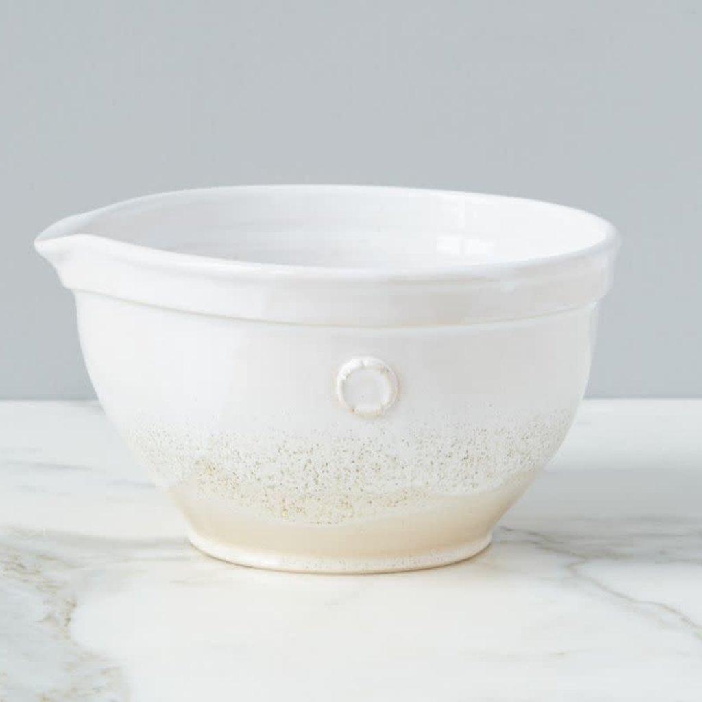 Handthrown Mixing Bowl, Medium