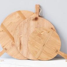 Round Pine Charcuterie Board, Small