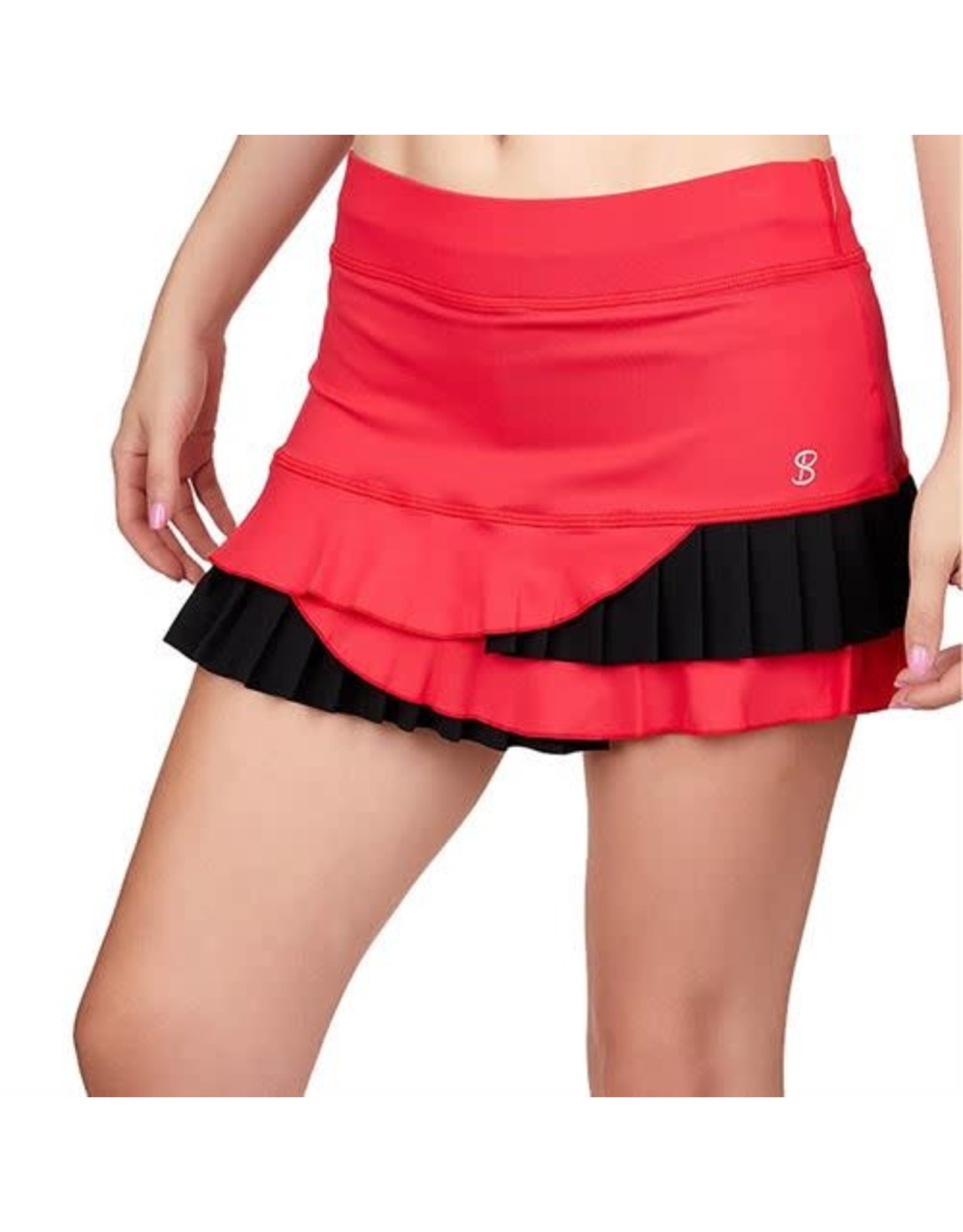 Sofibella Match Point 13 inch Skirt