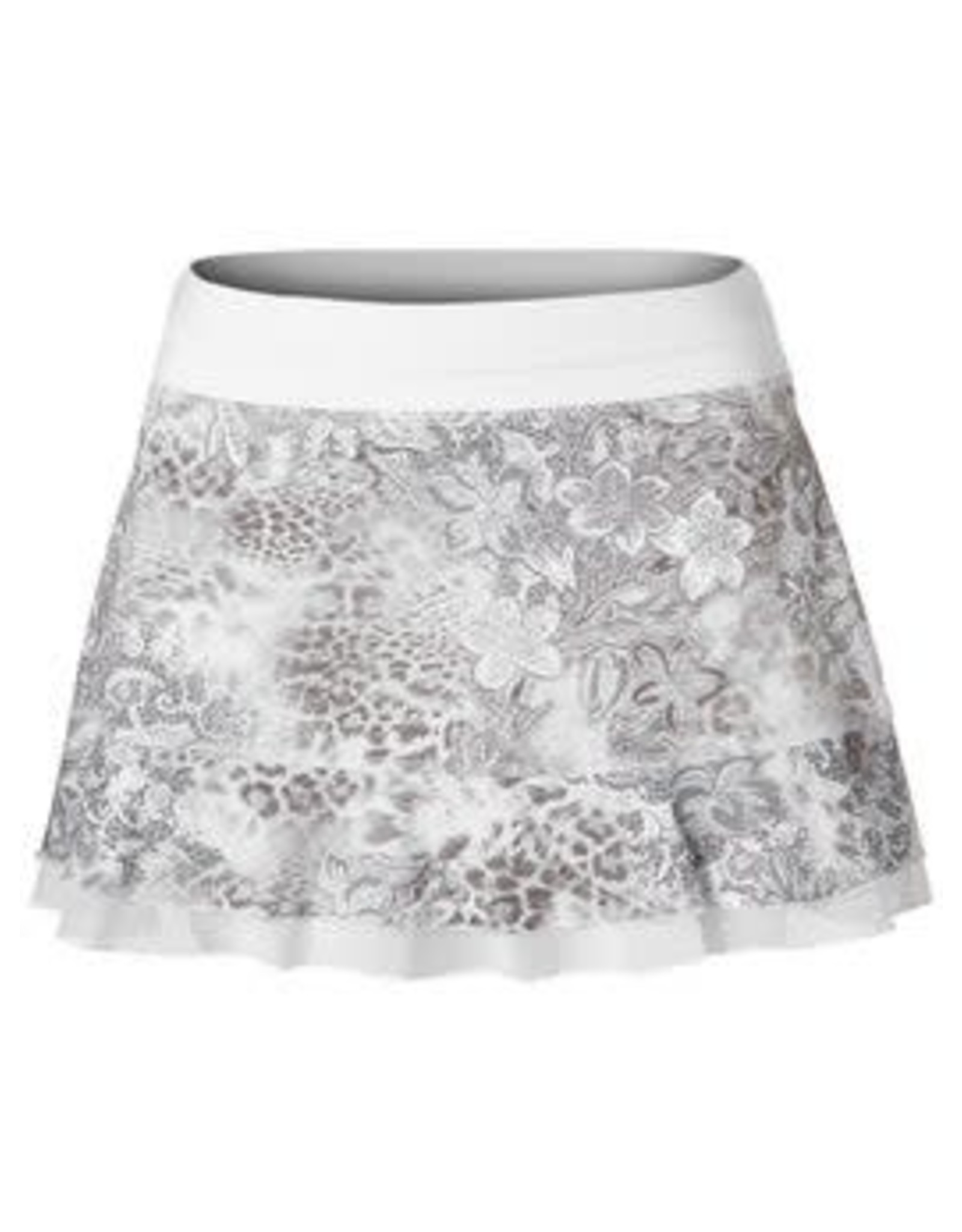 "Sofibella Jungle 13"" Skirt L"