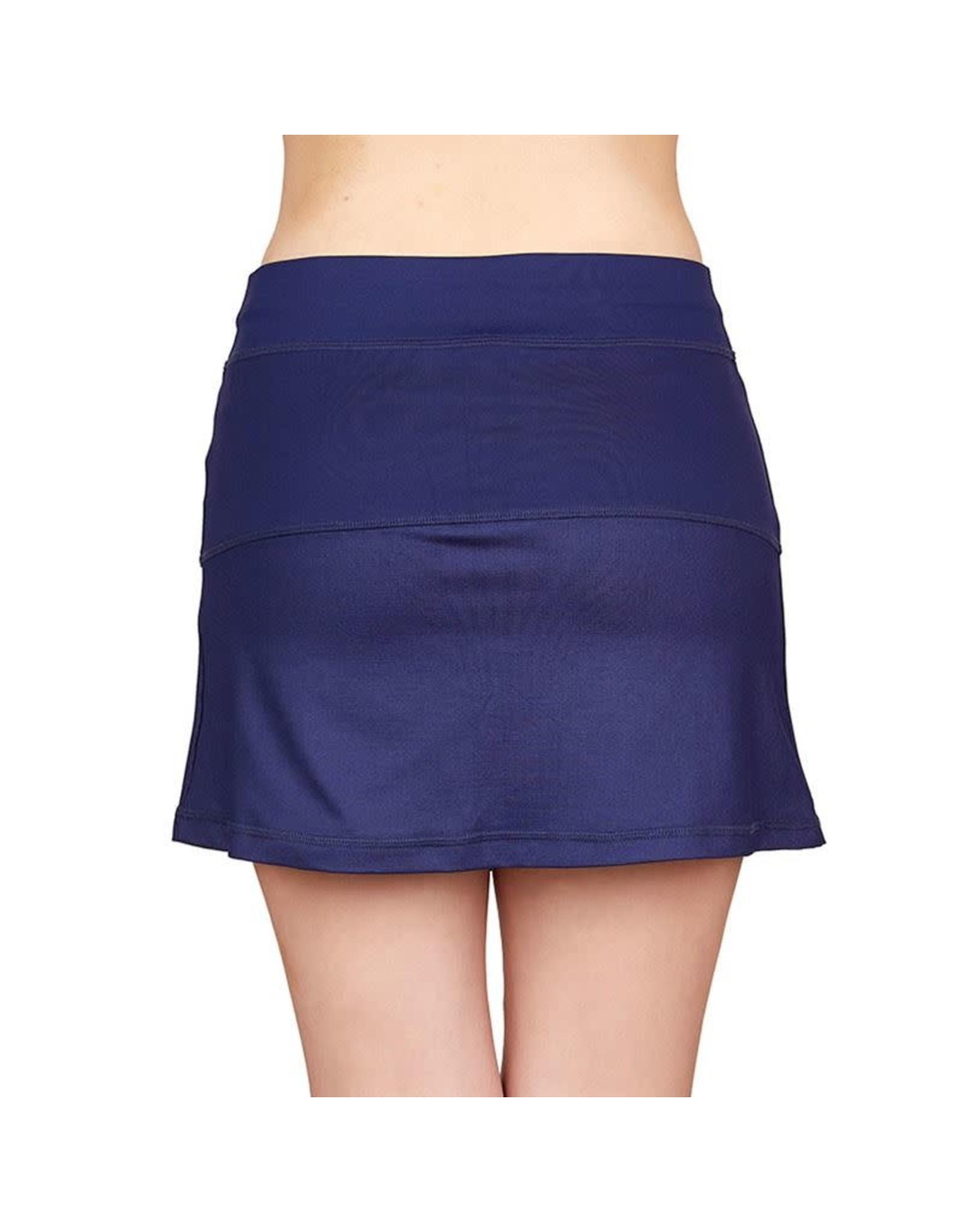 Sofibella Allure 14 inch Ruffle Skirt