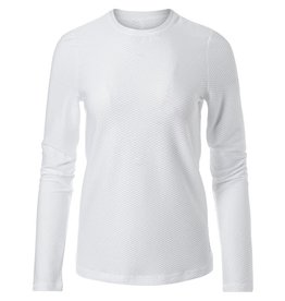 Sofibella Flow Long Sleeve - White