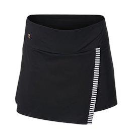 Cross Court Cross Court Women's Cutting Edge Trimmed Skirt