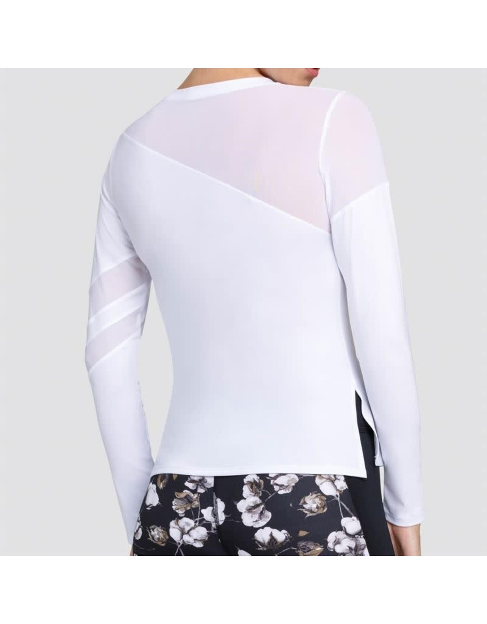 Tail Augusta Top - Chalk White