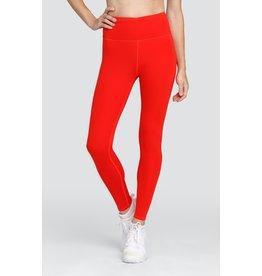 Tail Luxor Leggings - Fiery Red