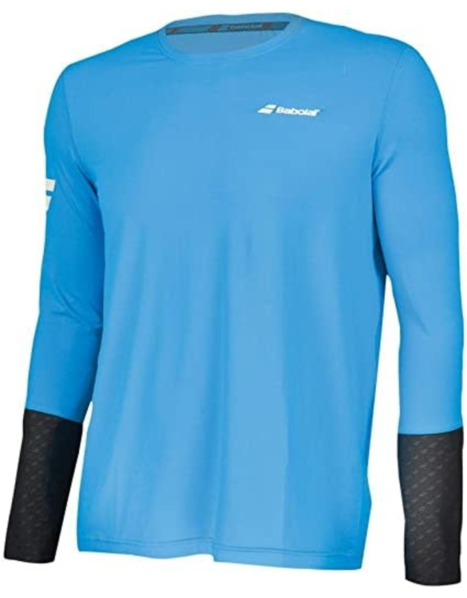 Babolat Core Long Sleeve Top (XL) WHITE