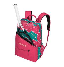 Head Women's Backpack Pink/Green