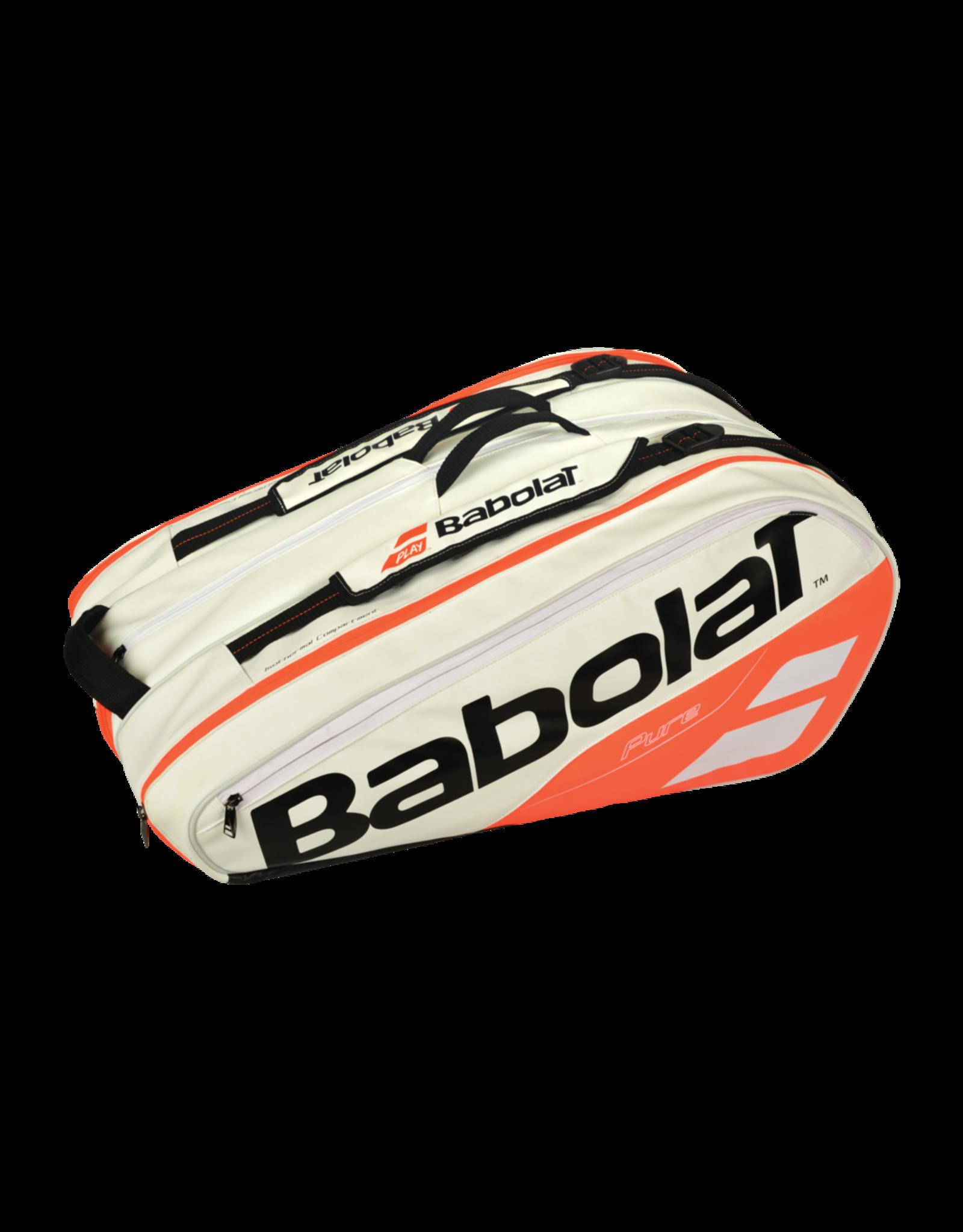 Babolat RHX 12 Pure Strike White Red