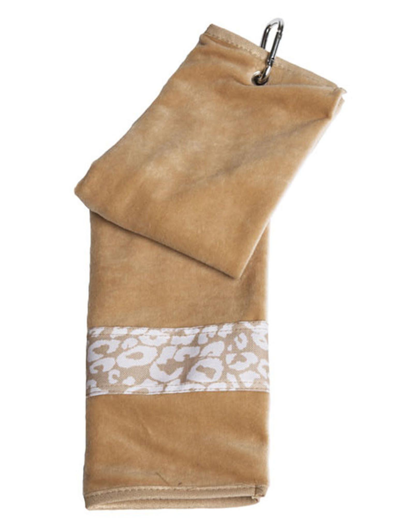 Glove It Uptown Cheetah Towel