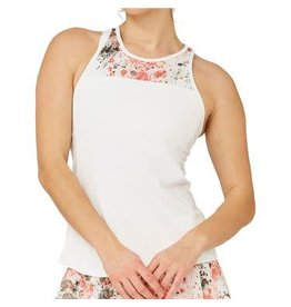 Lija Bracket Tank (White/Splatter)