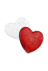 Wilson Vibra Fun Glitter Hearts RDSI