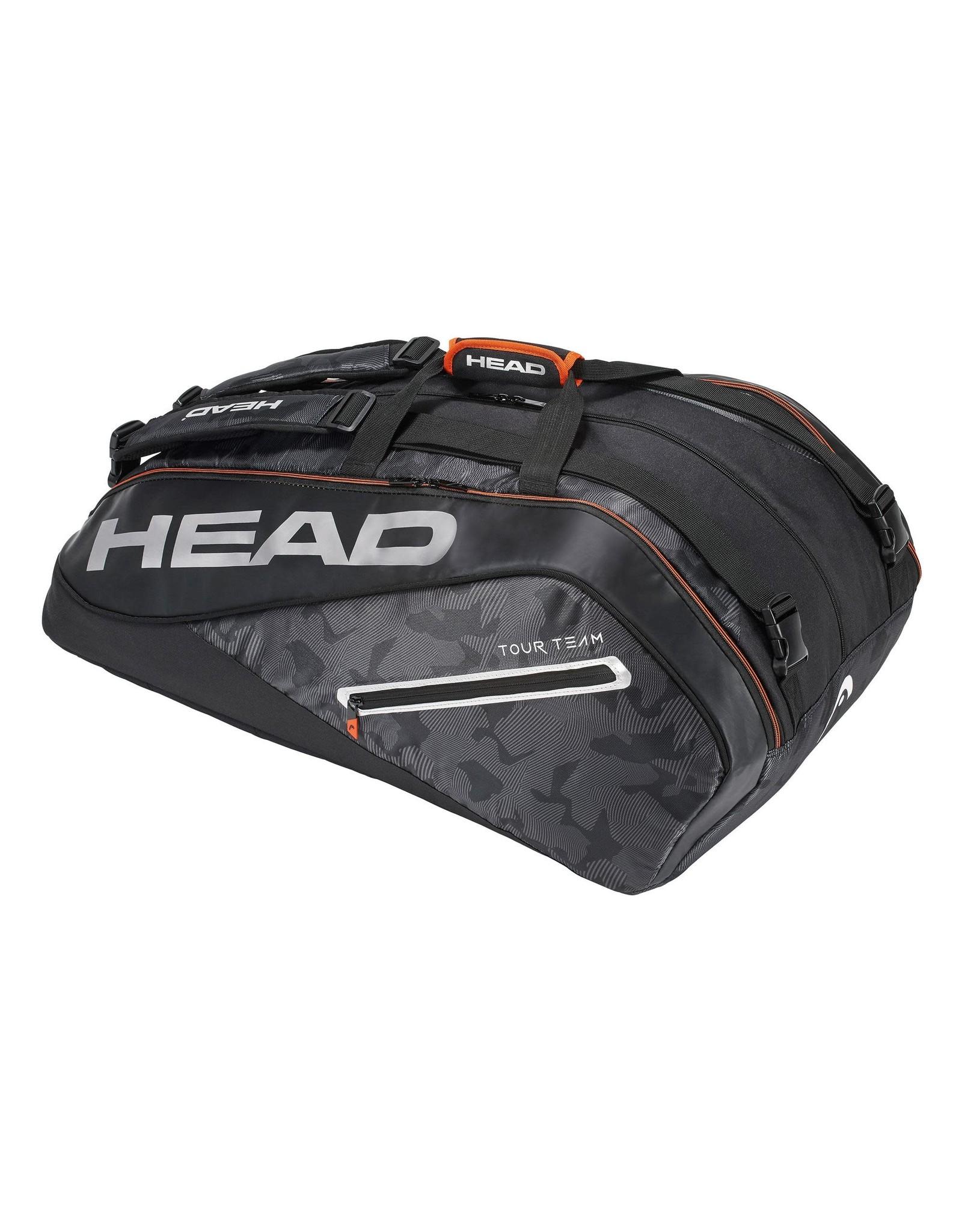 Head Head Tour Team 12R Monstercombi