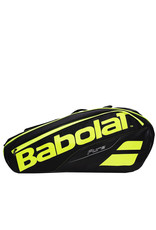 Babolat RHX12 Pure Black Fluo Yellow