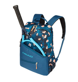 Head Women's Backpack BLue/Coral