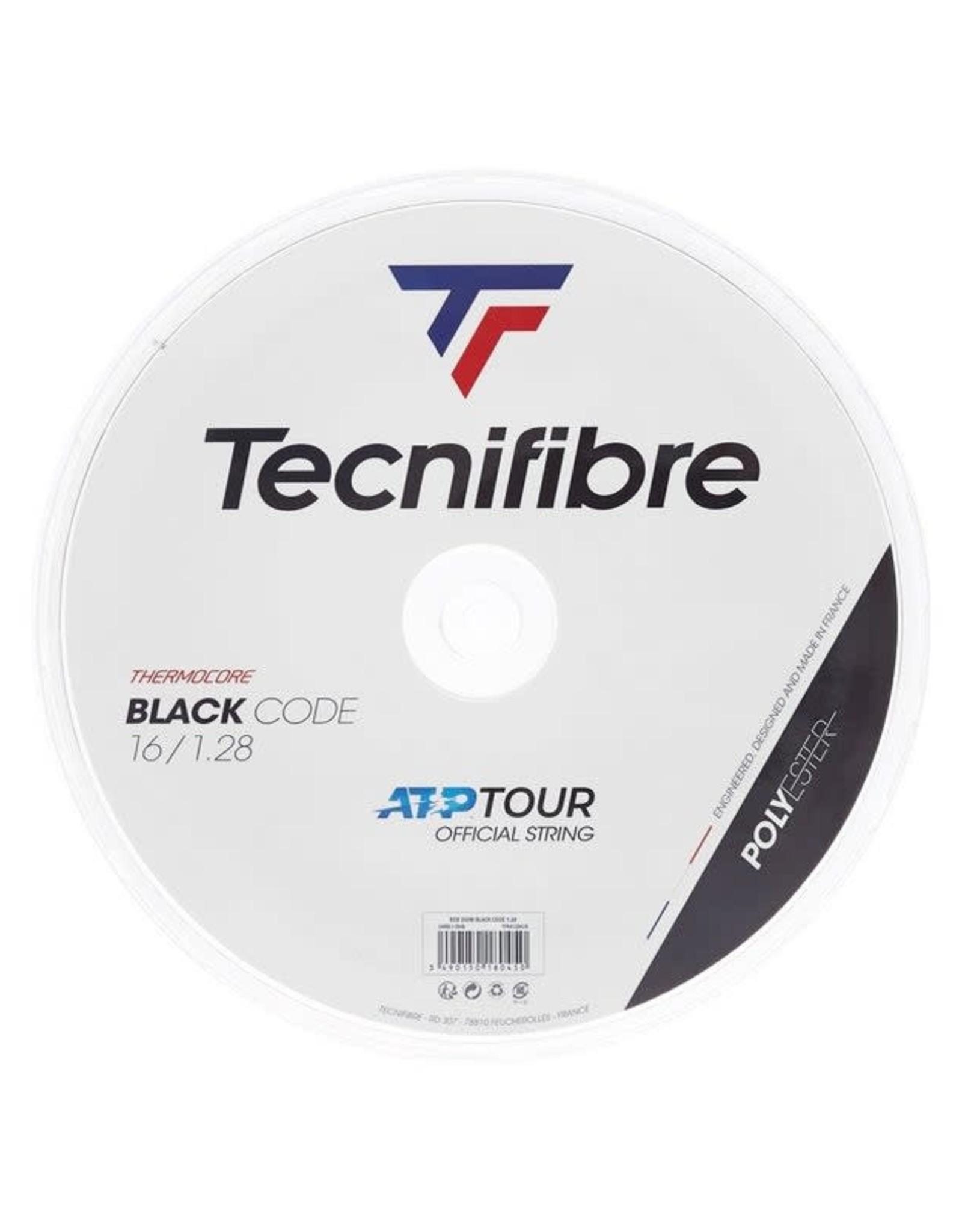 Tecnifibre Black Code reel
