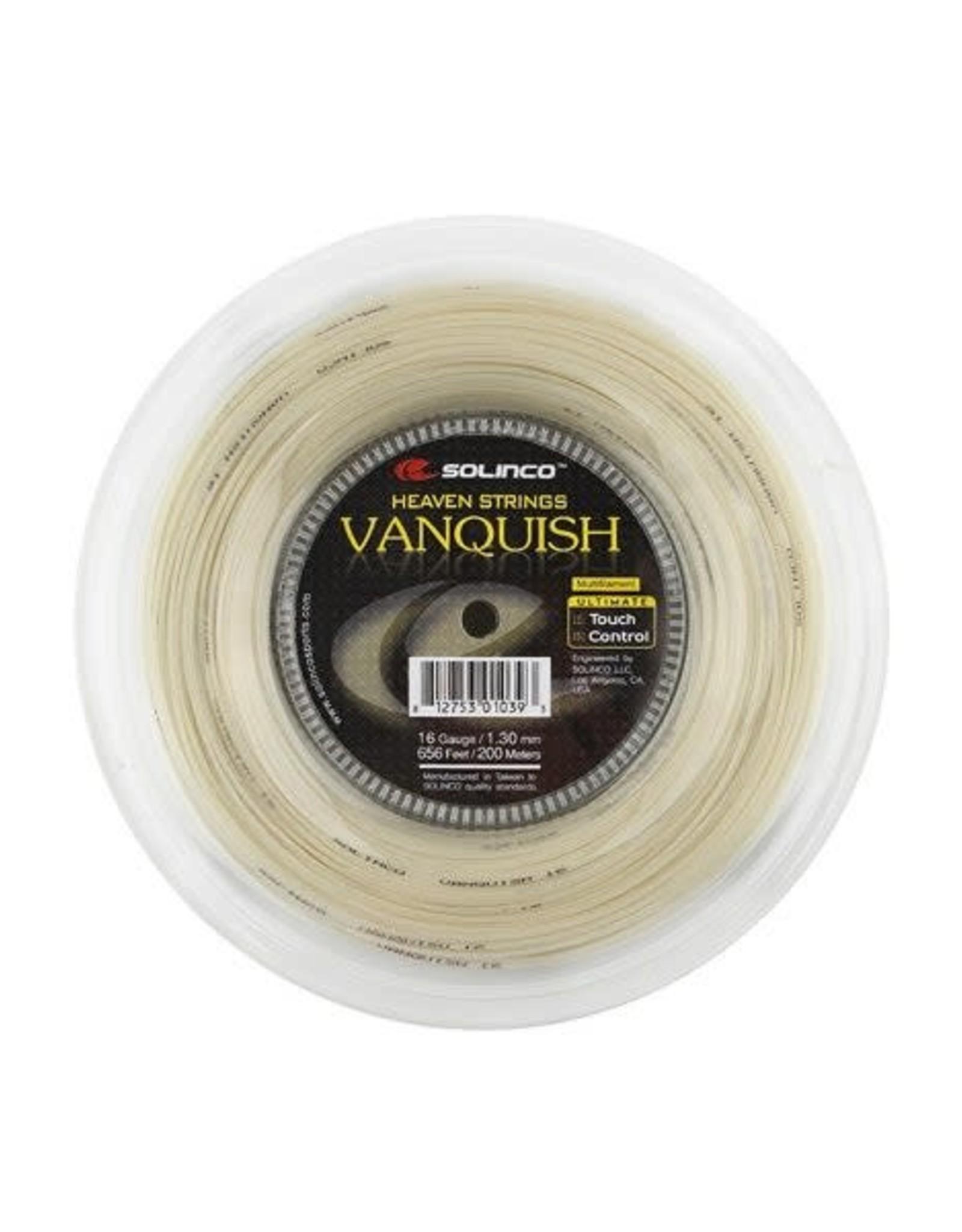 Solinco Vanquish reel