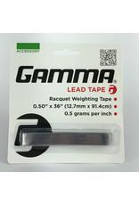 """Gamma Lead Tape 36"""" x 1/2"""""""