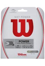 Wilson Wilson NXT Power