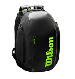 Wilson Super Tour Backpack (Charcol/Green)