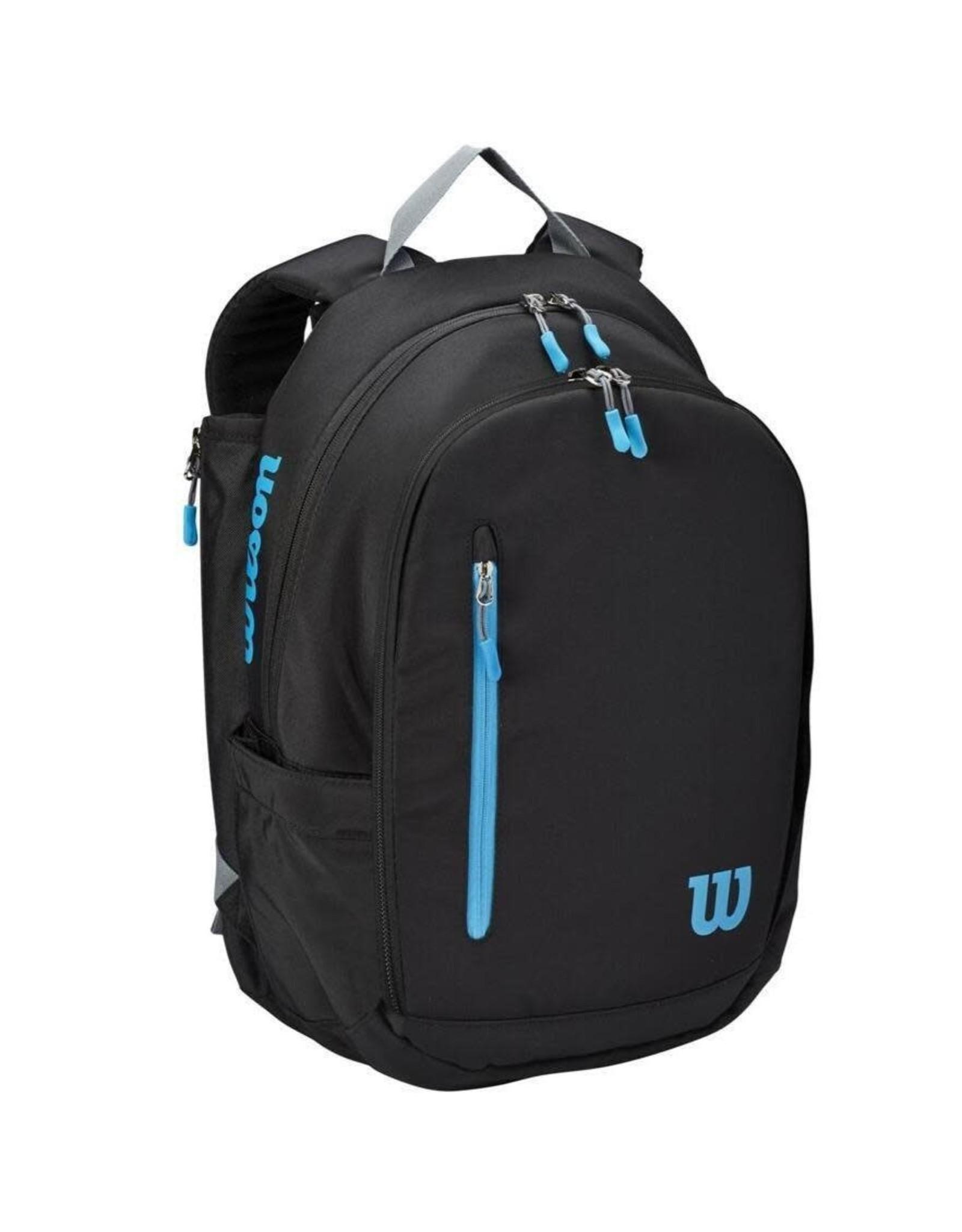 Wilson Ultra Backpack (Black/Silver)