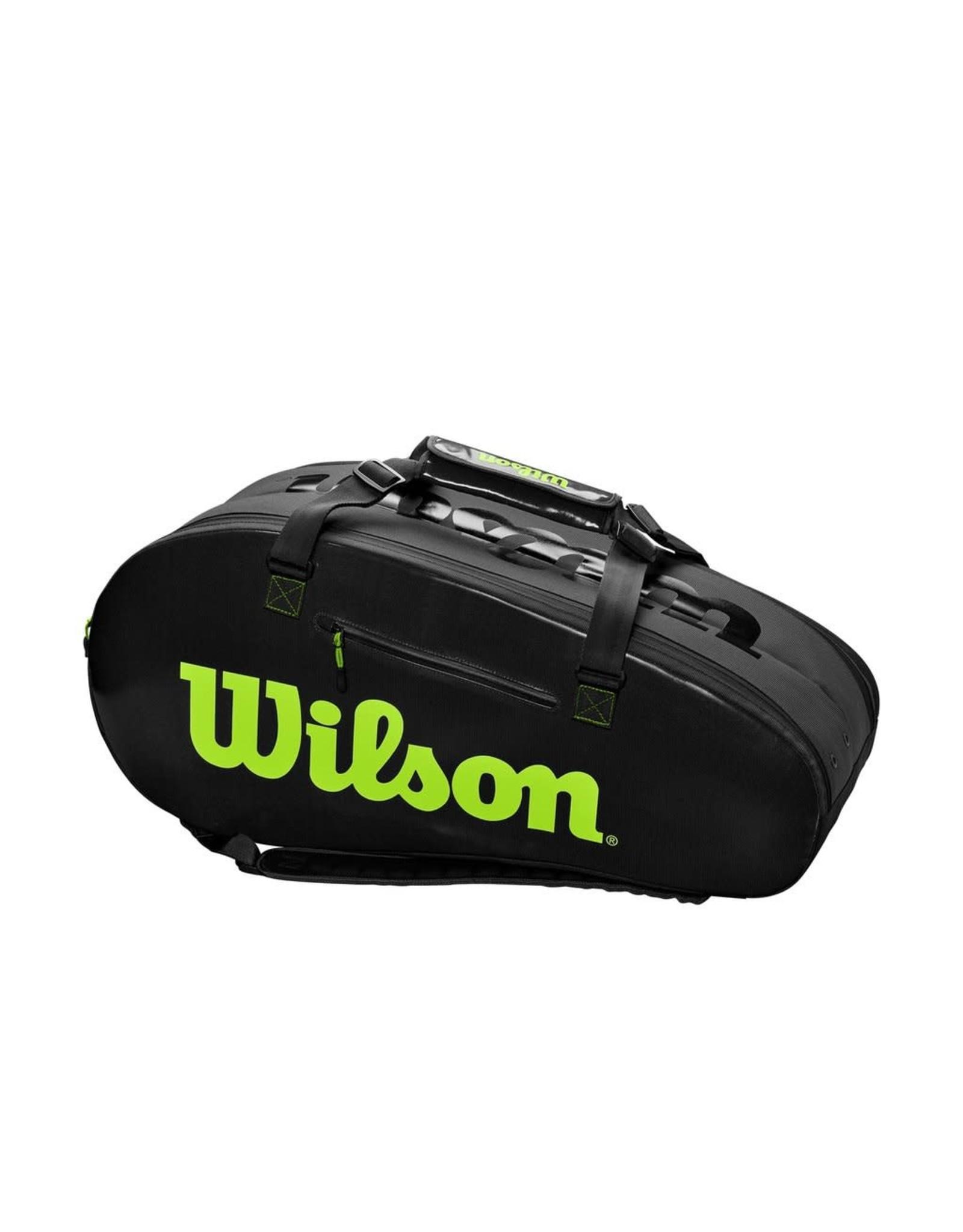 Wilson Super Tour 2 Comp (Charco/Green)