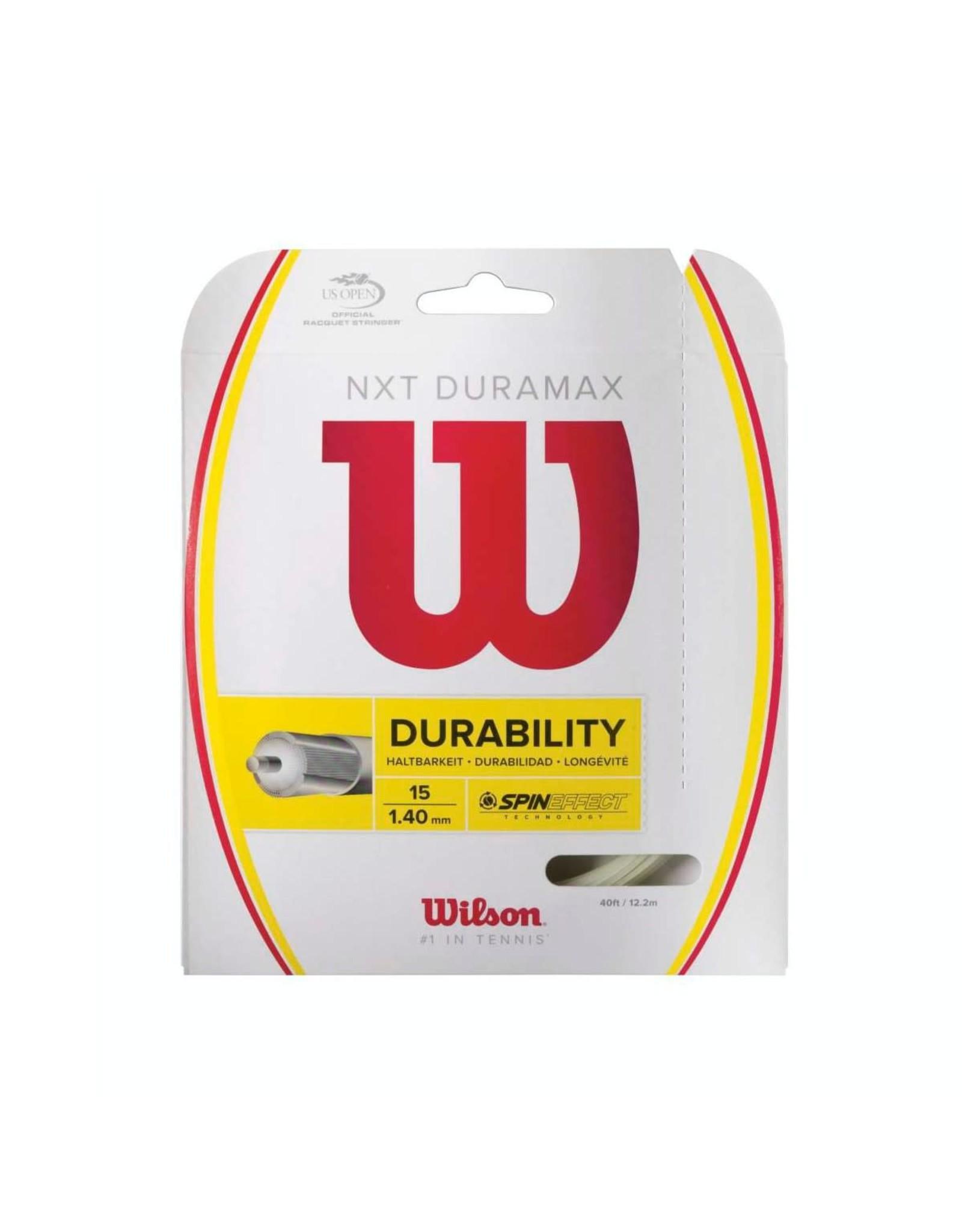 Wilson NXT Duramax