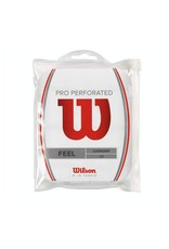 Wilson Pro Perforated Overgrip 12pck