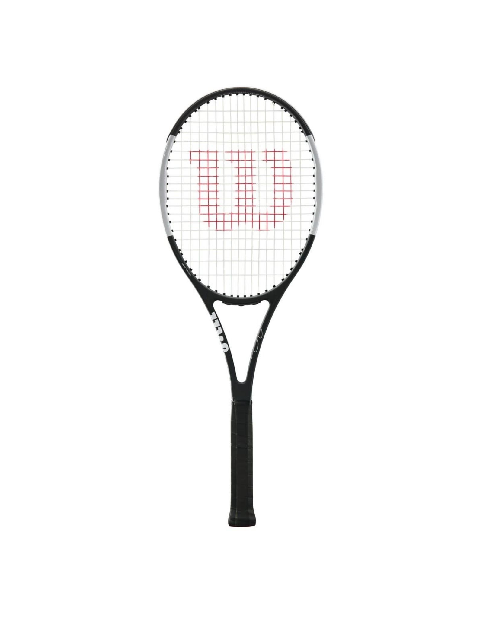 Wilson Wilson Pro Staff RF97 Autograph White/Black Tennis Racquet