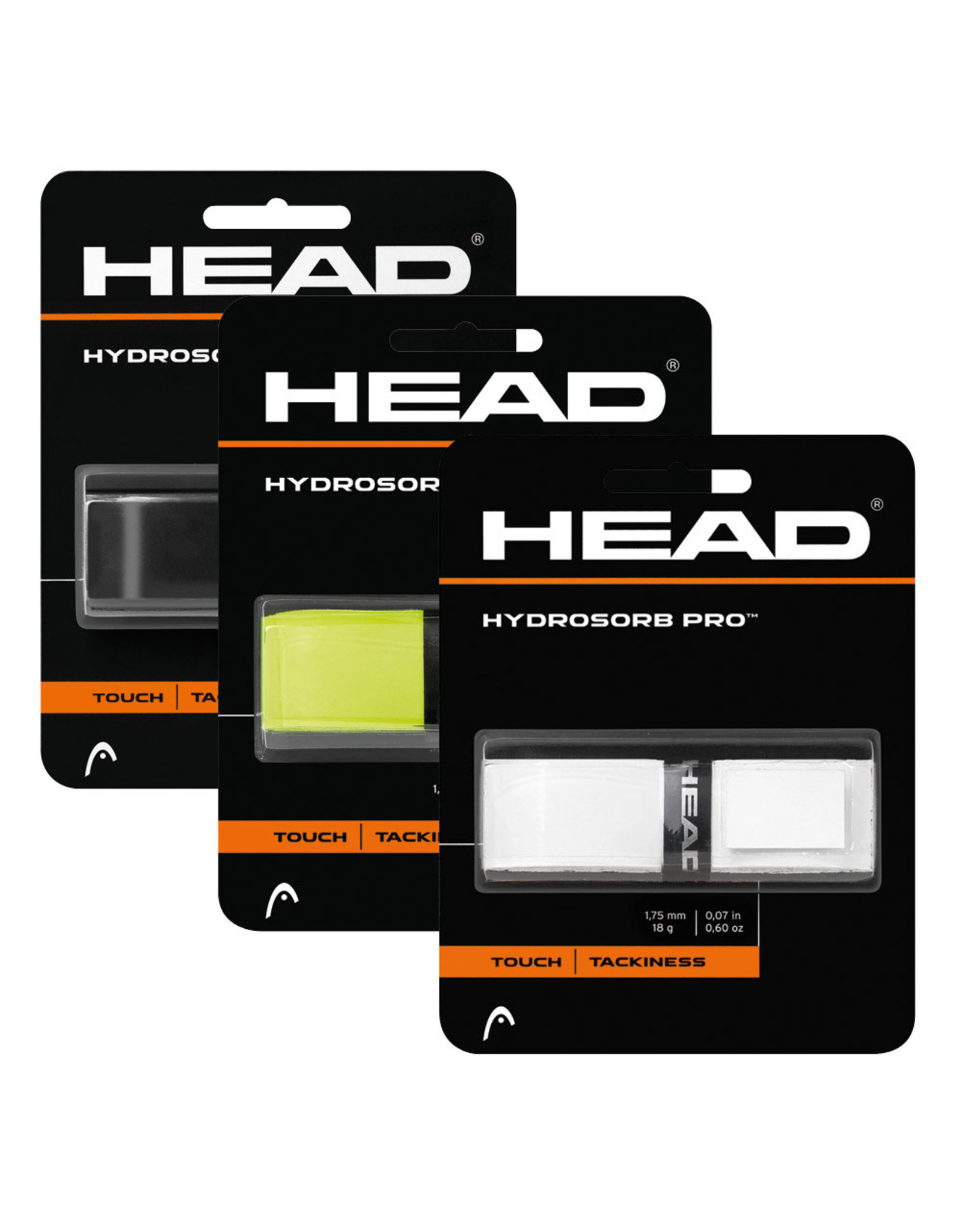 Head Head Hydrosorb Pro Replacement Grip