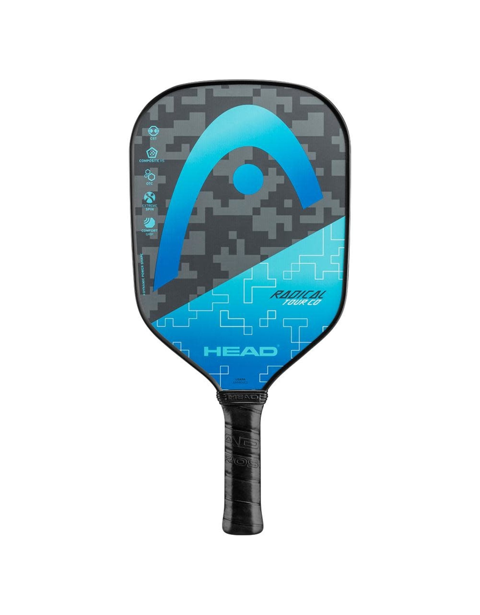 Head Head Radical Tour CO (BLUE) Pickleball Paddle
