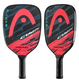 Head Head Gravity Lite Pickleball Paddle (Teal/Crim)