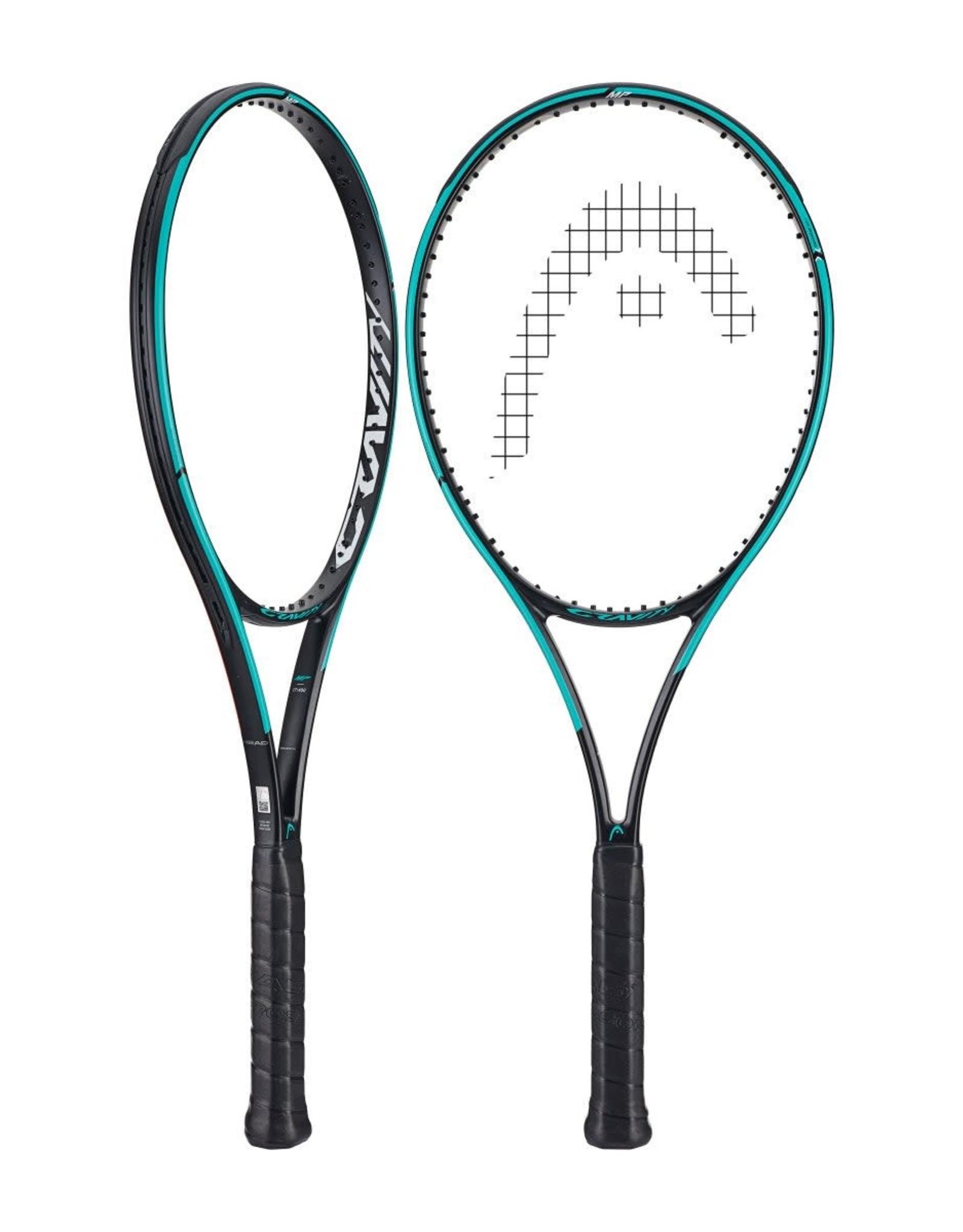 Head Head Graphene 360+ Gravity MP Tennis Racquet